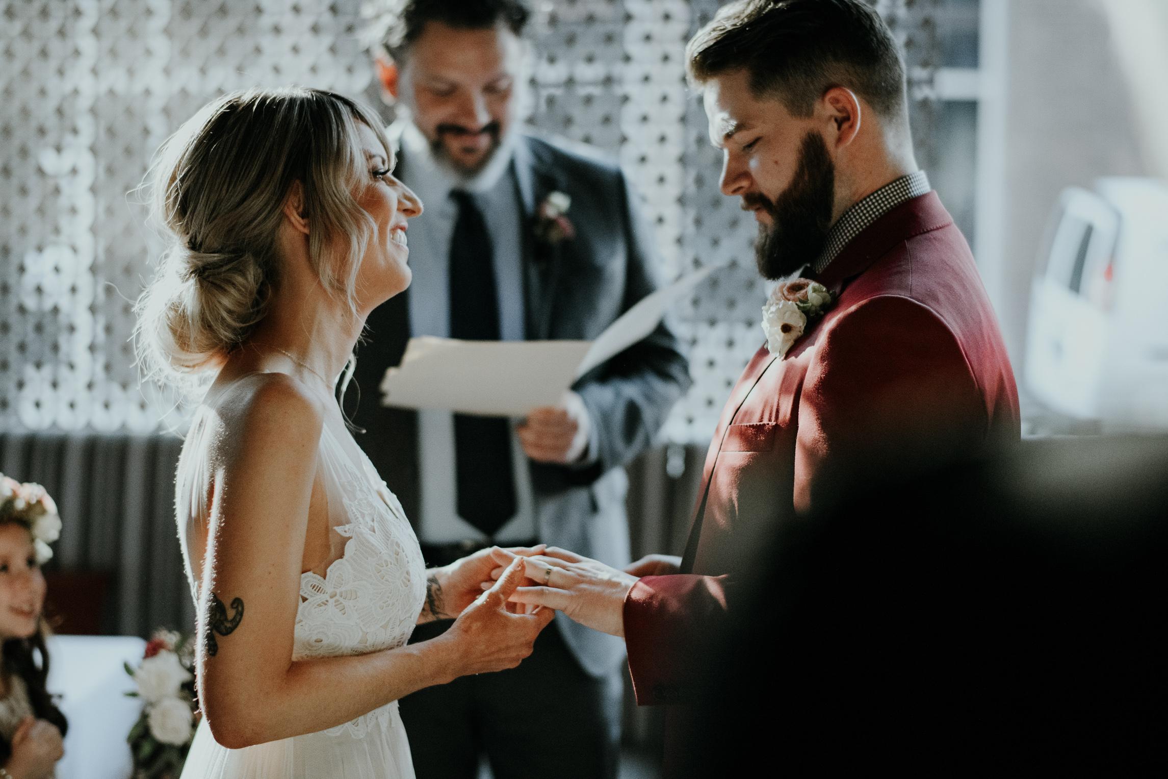 Gracie's Providence Wedding