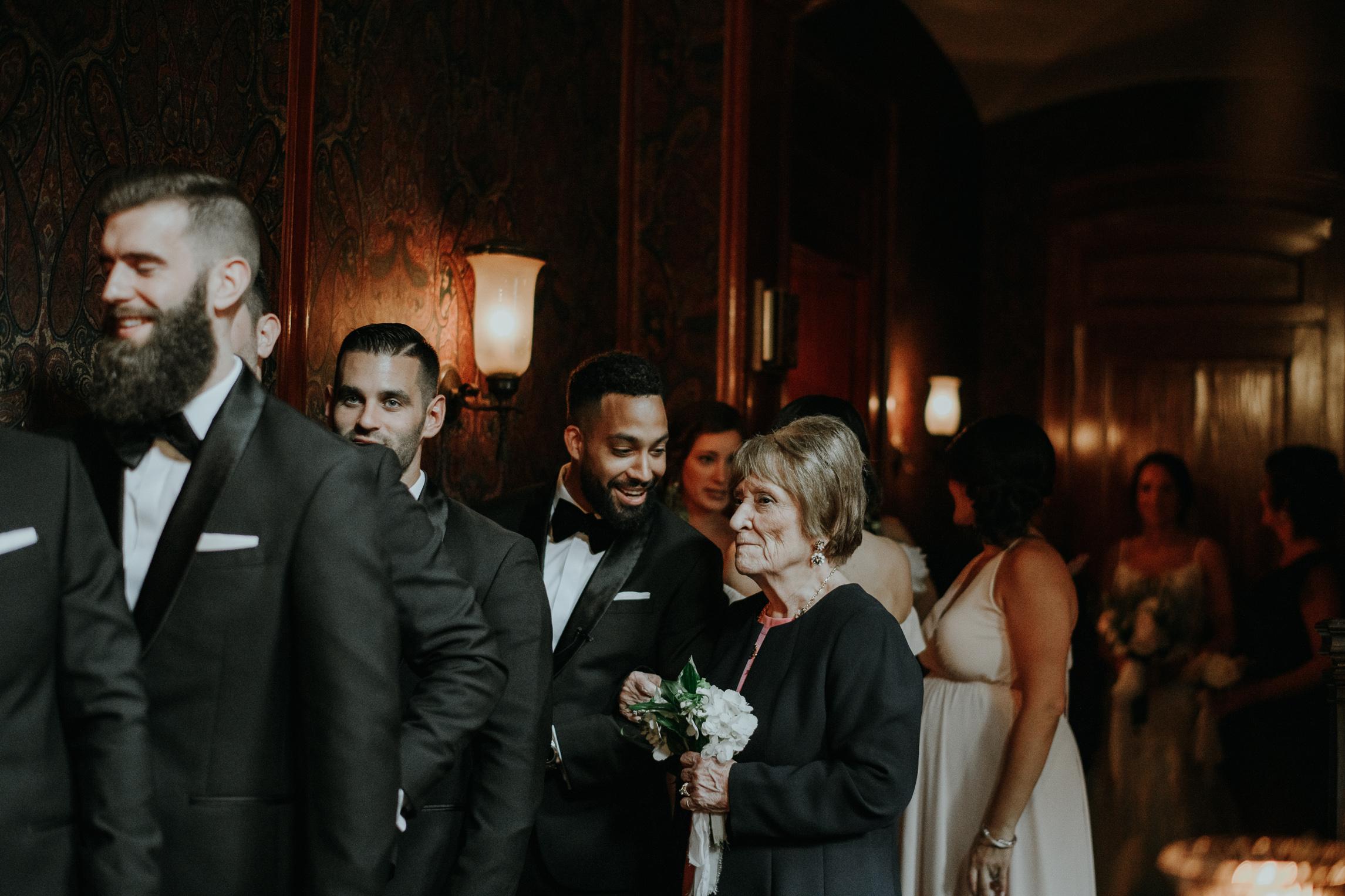 Lord Thompson Manor Wedding