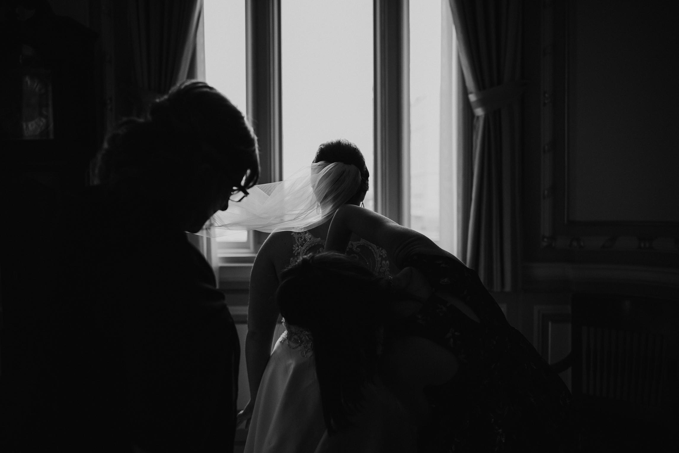 Providence Public Library Wedding Photos