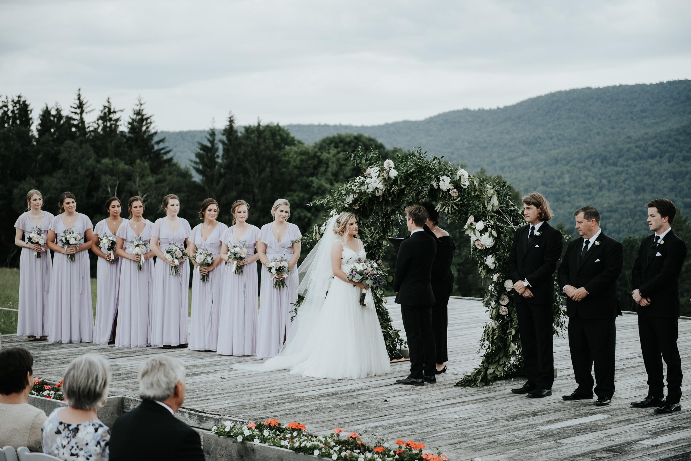 Trapp Family Lodge Wedding